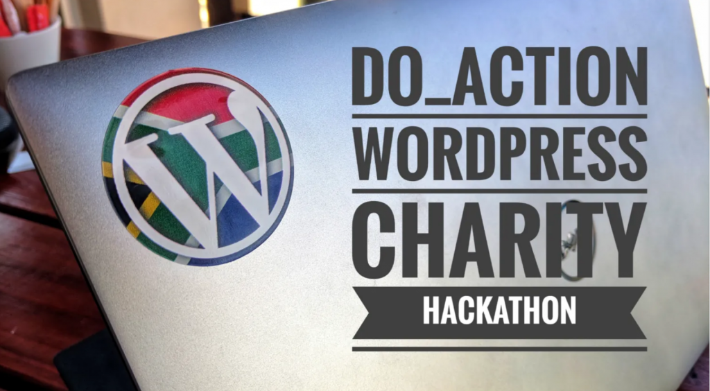 Do_Action Wordpress Charity Hackathon