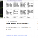 More machine learning for journalists