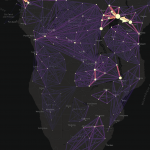 Where migrants really go in Africa