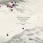 Tracking the Uyghur tragedy with data