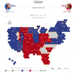 Winning big with US election maps