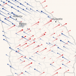 The Guardian's dataviz tour of the US elections